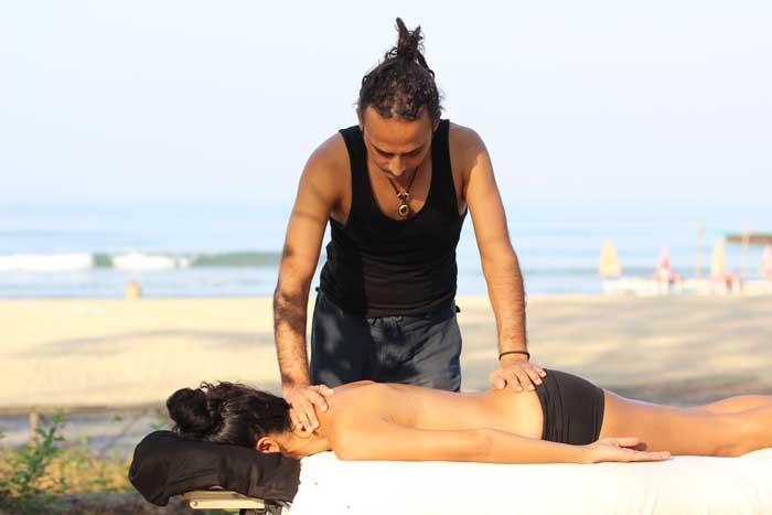 Massage Training in Goa