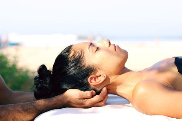 Massage training India