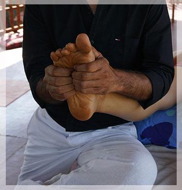 Massage Workshops India