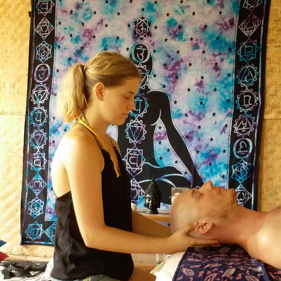 Meditative Touch Massage Training Goa Iza