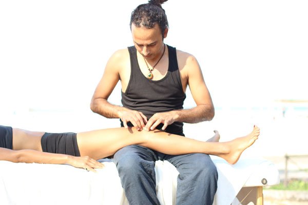 Best therapeutic massage course in Dharamsala