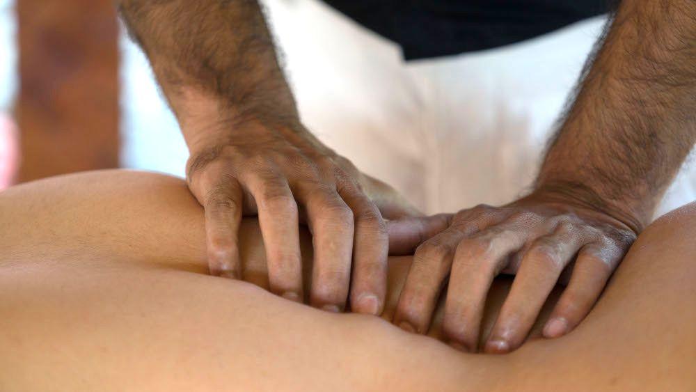Meditative Touch massage training