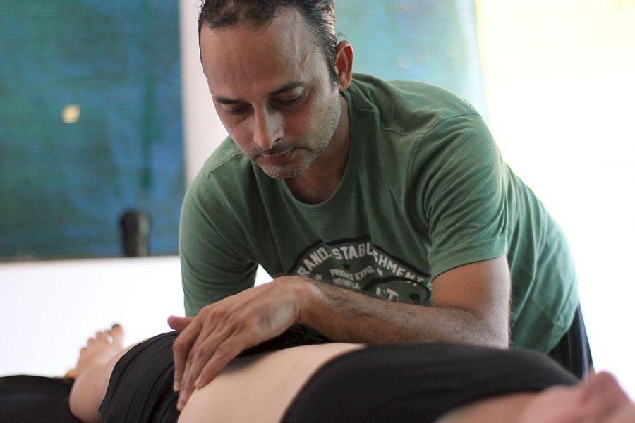 massage training in Dharamsala